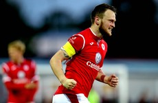 Ireland U21 international Mandroiu on target but Cawley equaliser earns Sligo a point