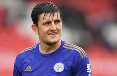 Rodgers: Harry Maguire no closer to Leicester exit despite Man United speculation