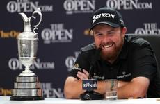 Irish sports stars line up to congratulate Shane Lowry and more Tweets of the week