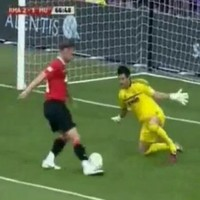 VIDEO: United go down to Madrid in legends match