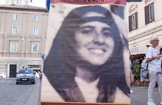 Vatican search fails to find remains of teenager who disappeared in 1983