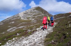 23 people injured as thousands climb Croagh Patrick for Reek Sunday