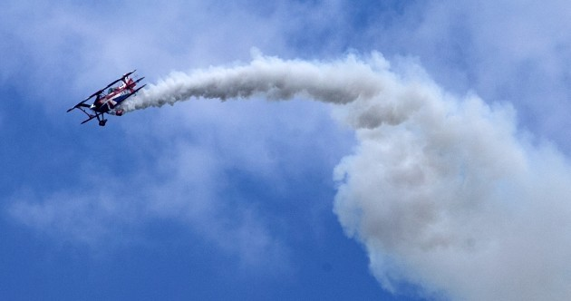 PHOTOS: Thousands turn out to watch the Bray Air Display in Co Wicklow