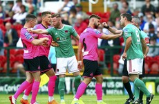 Rovers lose ground on league leaders Dundalk after frustrating draw at Turner's Cross