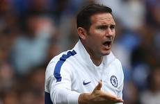'I don't want to hear that' - Lampard condemns Chelsea chanting at Reading