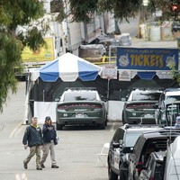 Six-year-old boy among three killed by 'wicked' shooter at US garlic festival