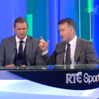 TV Wrap - Donal Óg draws in mention of the Brits as The Sunday Game finds itself in a culture war