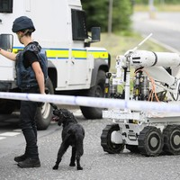 PSNI release description of suspect who planted 'booby-trap' device to kill police officers