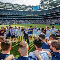 'I'm not going to ask that question to Davy Fitz for a minimum of four to six weeks'