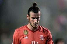 Bale to miss Tottenham reunion after being left out of Real Madrid preseason squad