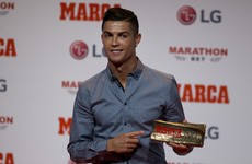 'I miss Real Madrid more than Man United' - Ronaldo