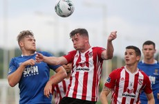 Parkhouse double gets Derry City back to winning ways