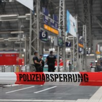 8-year-old boy dies after being pushed in front of a train in Germany