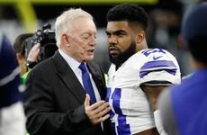 Jerry Jones says Cowboys can win Super Bowl without Ezekiel Elliott