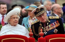 Prince Philip hospitalised with bladder infection