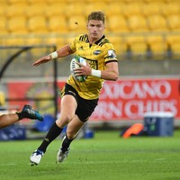 All Blacks star Jordie Barrett commits to Hurricanes after Beauden's switch