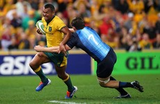 Beale skips Wallabies exodus to sign on with the Waratahs
