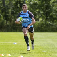 Aaron Sexton off track, on course for Ulster and Ireland 7s