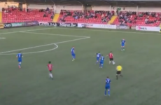 There was a Goal of the Season contender in last night's League of Ireland game