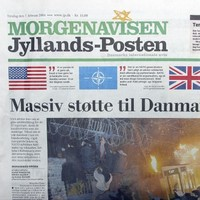 Four men who planned shooting spree at Danish newspaper imprisoned