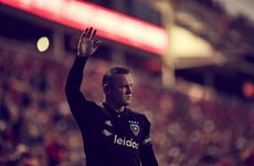 'Is that what was in the media? That my wife got her own way?' - Rooney rebuffs reports of MLS exit