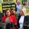 Mary Lou McDonald says she told Boris Johnson 'to make sure he's not the DUP's gofer'