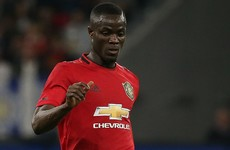 Blow for Man Utd as Bailly to miss 'four to five months' with knee injury