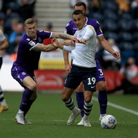 Preston forward Burke returns to Shamrock Rovers for second spell