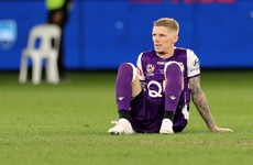 Irish international striker Andy Keogh set for Saudi Arabia switch