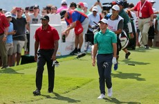 McIlroy joins Tiger at Japan's first PGA Tour event