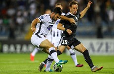 As it happened: Qarabag v Dundalk, Champions League second qualifying round second leg