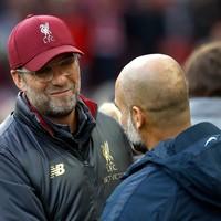 Guardiola and Klopp lead nominees for Fifa coach awards
