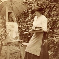 Search on for Irish family of pioneering American artist
