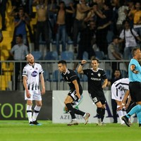 Dundalk's Champions League dream ends after comprehensive defeat in Baku