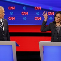 Joe Biden under fire from all sides as rivals clash with the frontrunner at Democratic debate