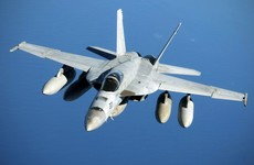 Seven hurt as US fighter jet crashes in California's Death Valley