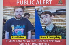 Canada scales back search for fugitive teen murder suspects