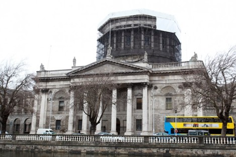 File photo. Four Courts building