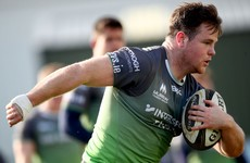 Irish prop O'Donnell features in Kiwi side's Mitre 10 Cup squad