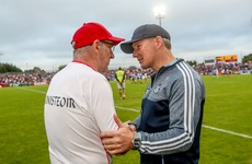 The dilemma facing Jim Gavin and Mickey Harte this weekend