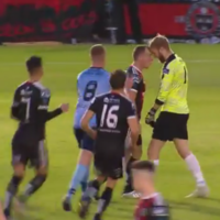 Lengthy bans dished out for League of Ireland fracas