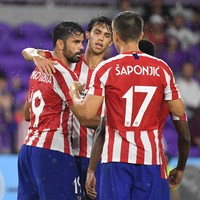 €126m teenager Felix shines as Atleti see off Rooney, Ibrahimovic and Co