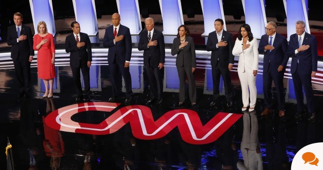 Larry Donnelly: We can expect a dramatic cull of the Democratic debate lineup before the next TV clash