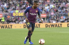 €40m Barcelona winger set to leave for Russia after just one season