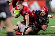 Ex-Munster scrum-half Poland among five Irish in Free Jacks squad
