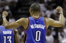 NBA Playoffs: Roll on Thunder, hear Spurs cry