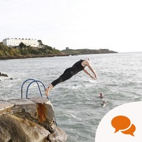 Wellness, brainpower and sea swimming - how entrepreneurs can combat isolation and burnout