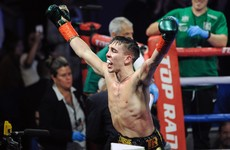 I've had a target on my back since the amateurs: Conlan on song for Belfast 'coming-out party'