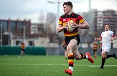 Prolific former Ireland U20 wing Sullivan earns trial with Connacht