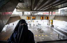 Ban on burqas in public places in the Netherlands takes effect